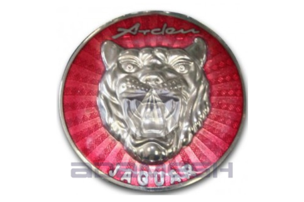 Jaguar Arden Grille Badge